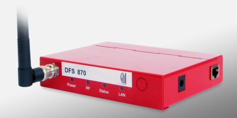 Produktfoto des Weitband Access Point DFS 870